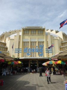 Central Market, Phnom Penh