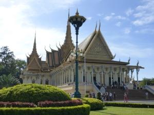 The Royal Palace, Phnom Penh
